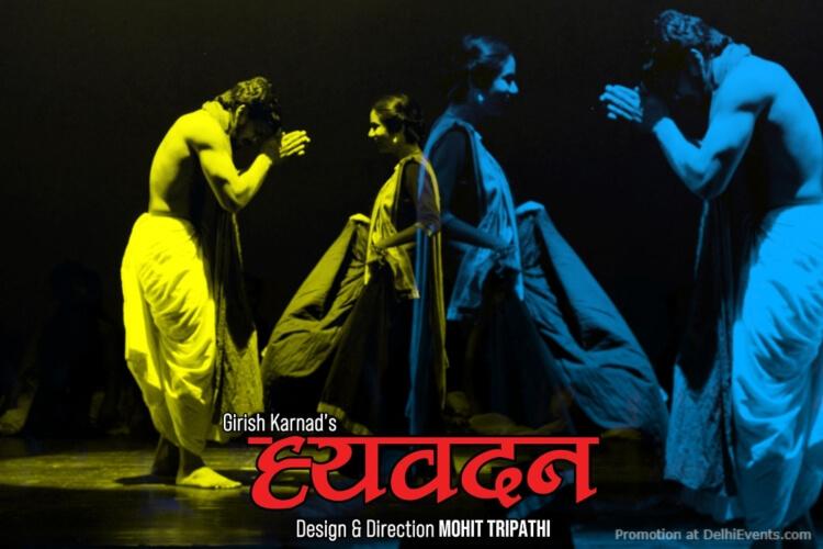 Renaisstance Theatre Society Girish Karnads Hayavadana Play Shri Ram Centre Mandi House Creative