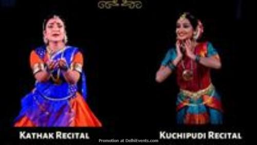 Dancers Sucharita Dattaghata Nandini Nitin