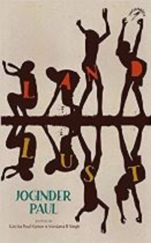 Land Lust Short Stories Joginder Paul Book Cover