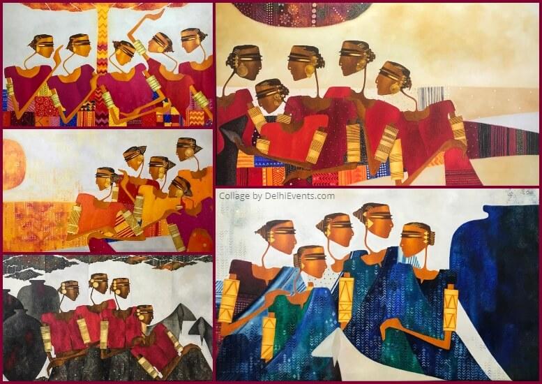 Paintings Bharti Prajapati