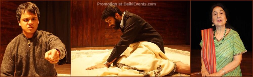 Citizen India Play NRC CAA Akshara Theatre Stills