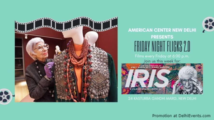 IRIS Documentary Film American Center Creative