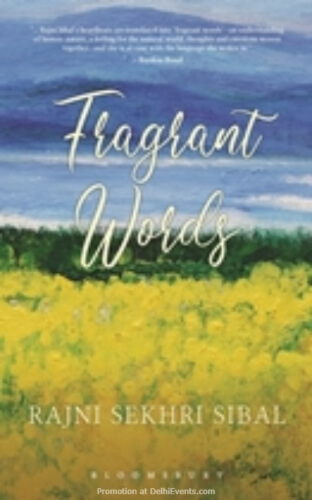 Fragrant Clouds Tryst Words Book Discussion India International Centre Lodhi Estate Creative