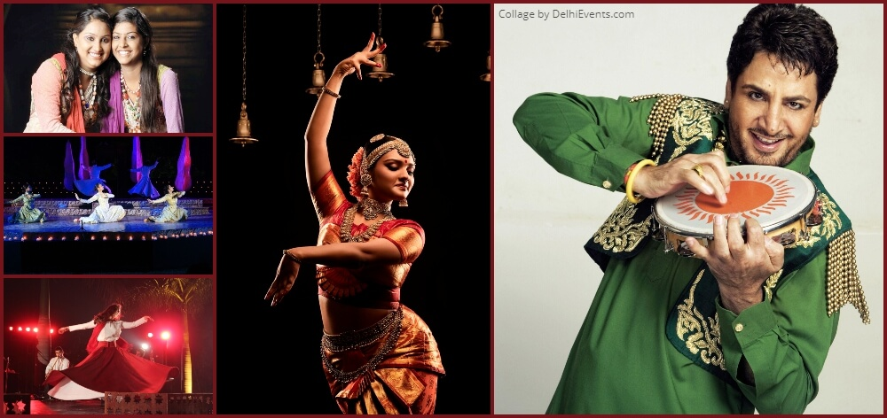 15th JahaneKhusrau World Sufi Music Festival Humayuns Tomb Creative