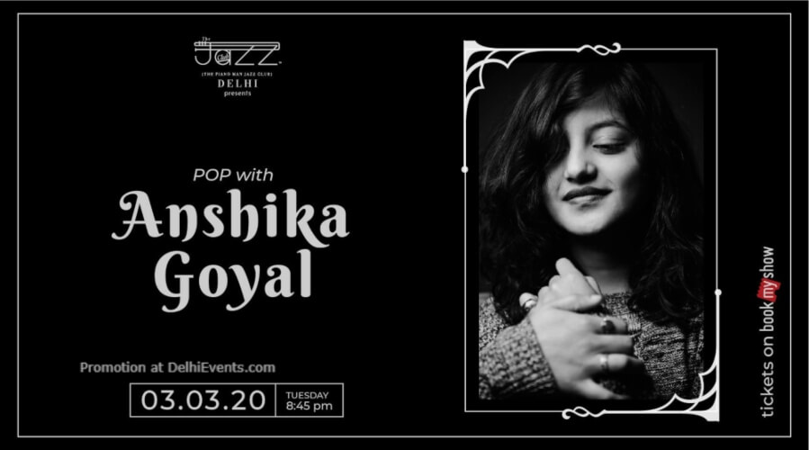 Anshika Goyal Piano Man Jazz Club Safdarjung Enclave Creative