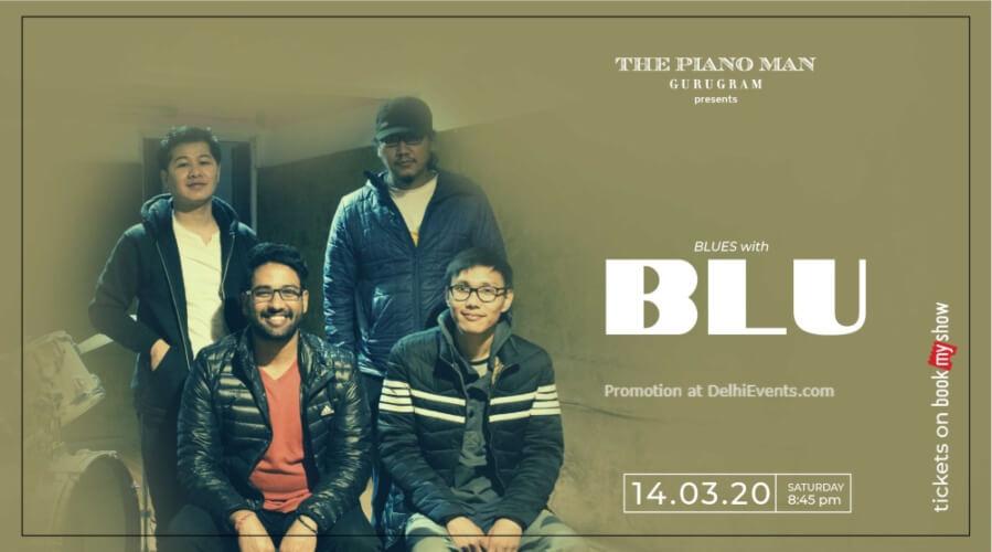 BLU Piano Man Gurugram Creative