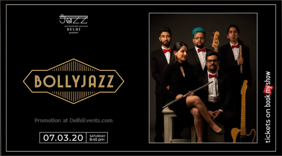 Bollyjazz Piano Man Jazz Club Safdarjung Enclave Creative