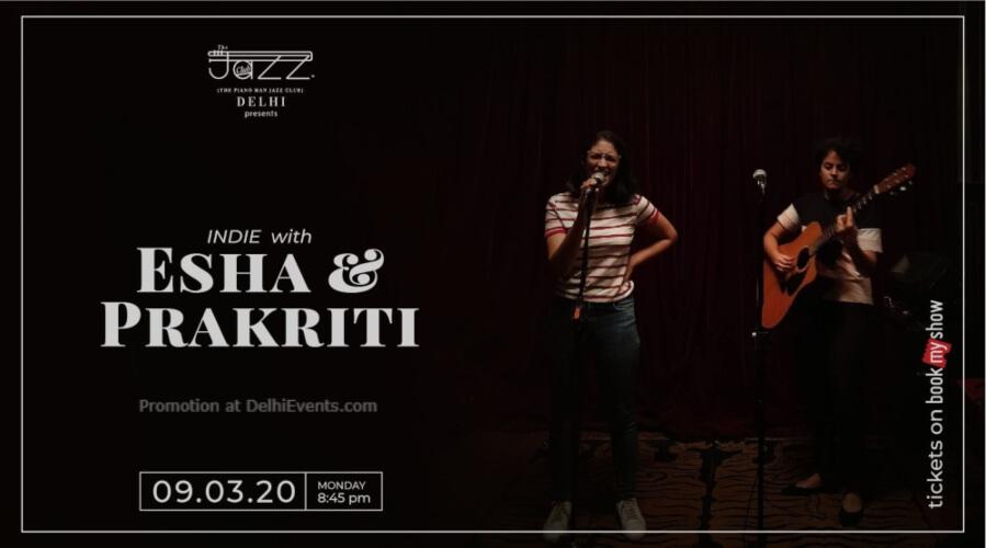 Esha Prakriti Piano Man Jazz Club Safdarjung Enclave Creative