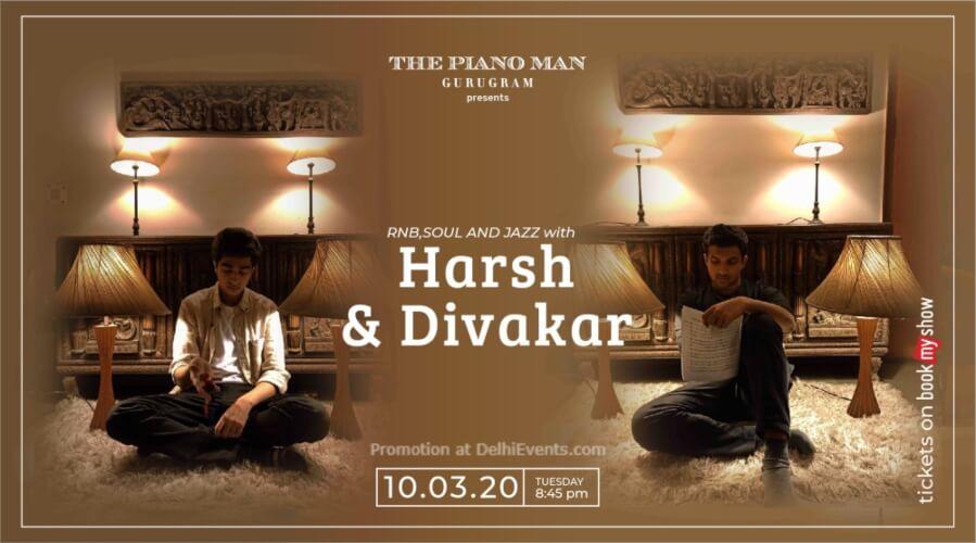 Harsh Divakar Piano Man Gurugram Creative