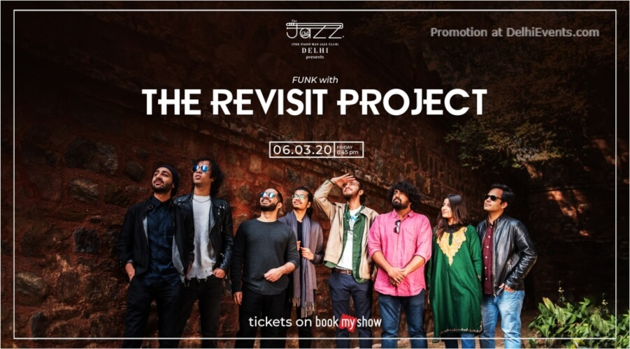 Revisit Project Piano Man Jazz Club Safdarjung Enclave Creative