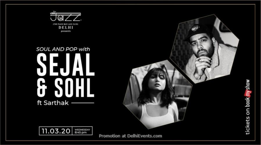 Sejal Sohl Piano Man Jazz Club Safdarjung Enclave Creative