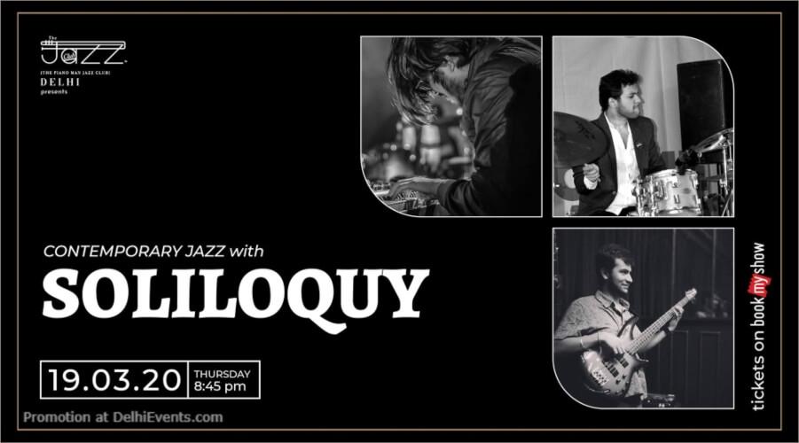 Soliloquy Piano Man Jazz Club Safdarjung Enclave Creative