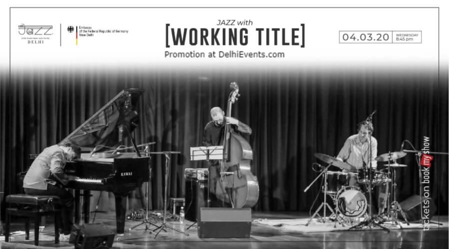 Working Title Piano Man Jazz Club Safdarjung Enclave Creative