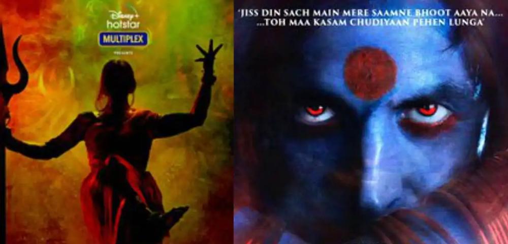 Laxmii Akshay Kumar Kiara Advani Amazon Prime Creative