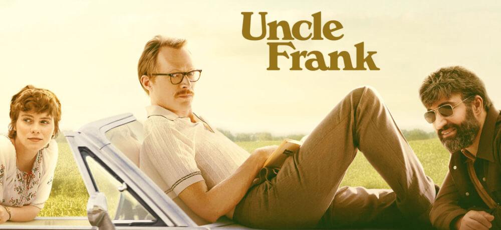 Uncle Frank Paul Bettany Sophia Lillis Peter Macdissi Amazon Prime Creative
