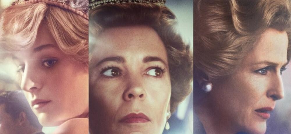 Crown Season 4 Olivia Colman tobias Menzies Helena Bonham Carter Netflix Creative