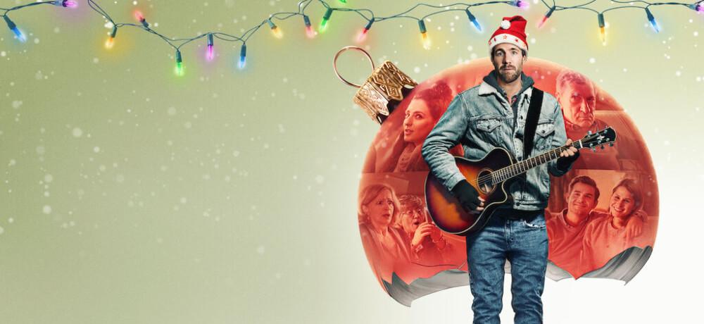 Over Christmas Luke Mockridge Seyneb Saleh Cristina do Rego Netflix Creative