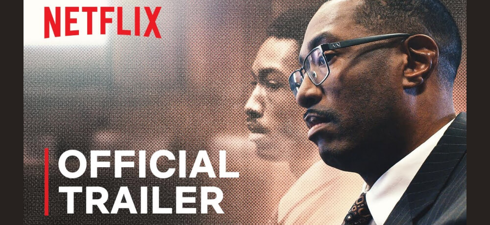 Trial 4 truecrime documentary television series Netflix Creative