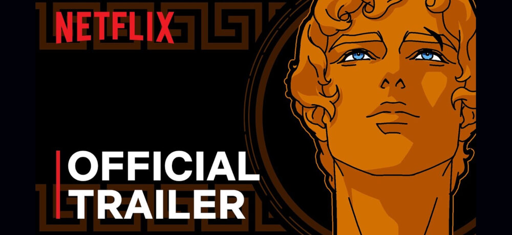 Blood Zeus Animated Series Netflix Creative