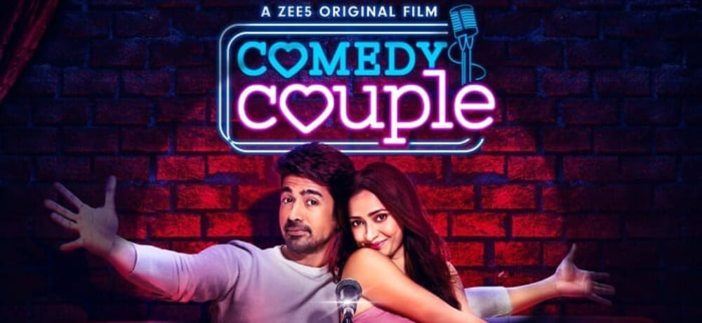 Comedy Couple Saqib Saleem Shweta Basu Prasad Zee5 Creative