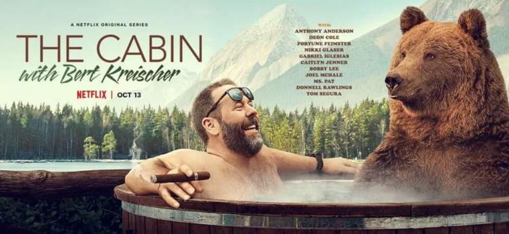 Cabin Bert Kreischer Netflix Creative