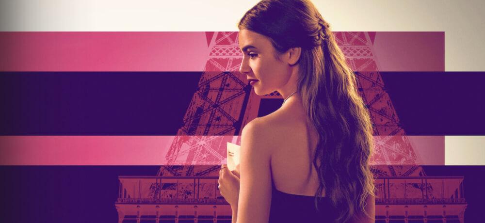 Emily Paris Lily Collins Netflix Creative