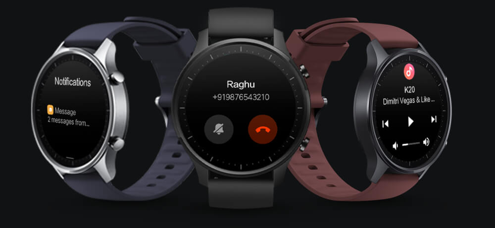 Launch Mi Watch Revolve India Creative