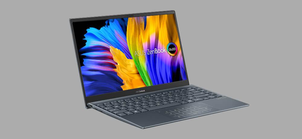 Asus ZenBook 13 OLED Laptop