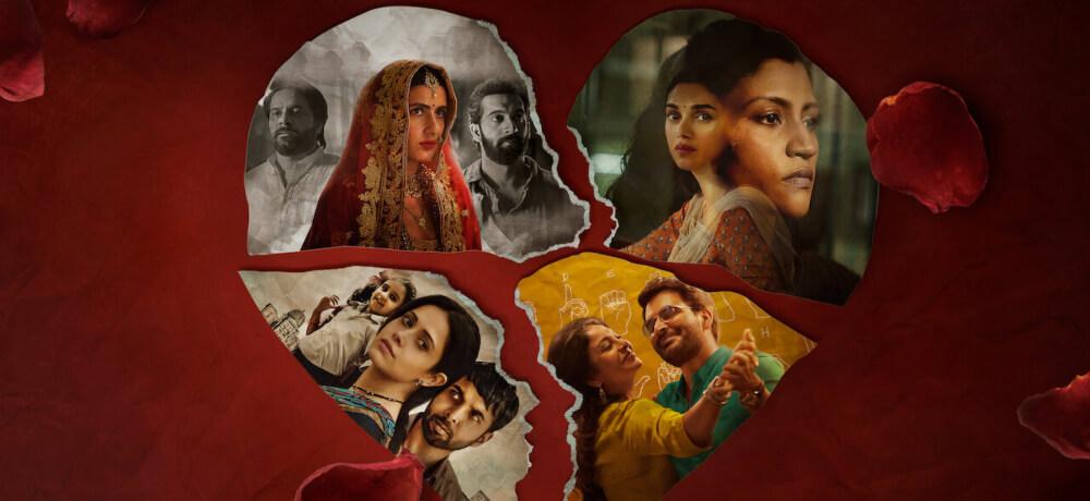 Ajeeb Daastaans Fatima Sana Shaikh Jaideep Ahlawat Armaan Ralhan Netflix Creative