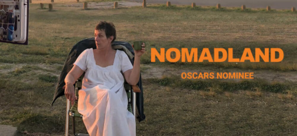 Nomadland Frances McDormand David Strathairn Linda May Hotstar Creative