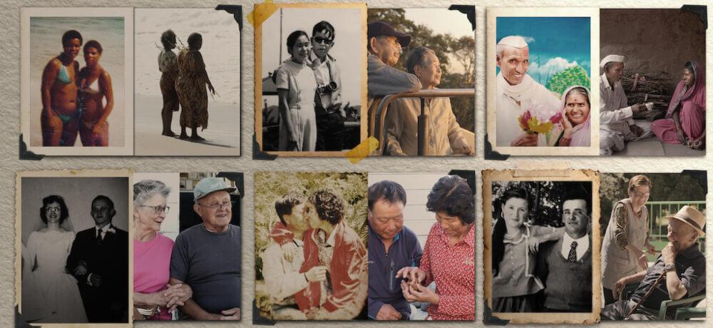 My Love Six Stories True Documentary Netflix Creative