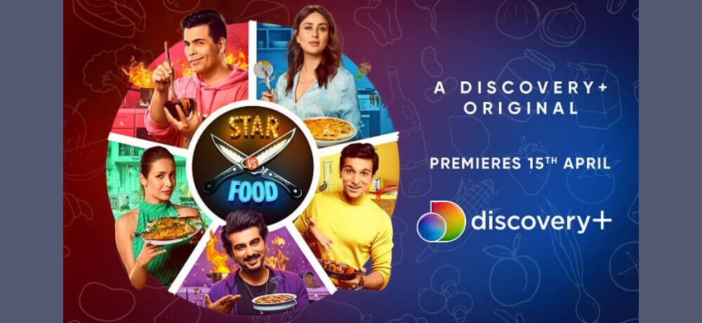 Star Vs Food Kareena Kapoor Khan Arjun Discovery Creative