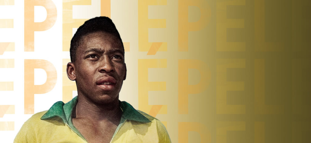 Pele Documentary Football Legend Netflix Creative