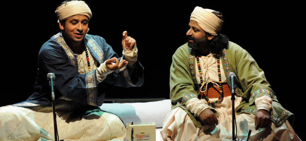 Tansen Musical Play Trialogue Company Still