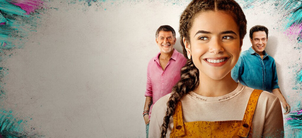 Double Dad Maisa Silva Eduardo Moscovis Marcelo Medici Netflix Creative