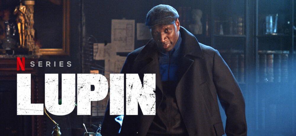 Lupin Omar Sy Ludivine Sagnier Clotilde Hesme Netflix Creative