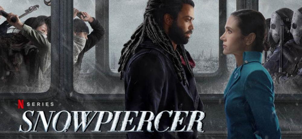 Snowpiercer Jennifer Connelly Daveed Diggs Mickey Sumner Netflix Creative