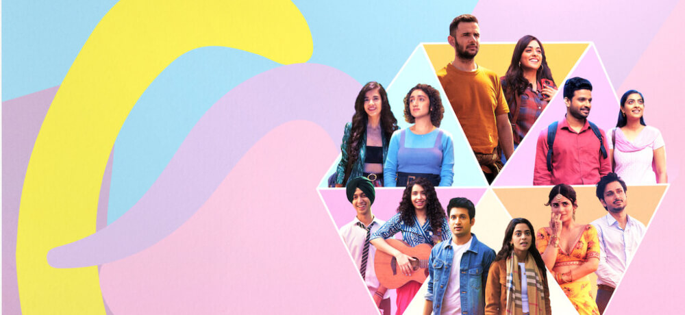 Feels Like Ishq Radhika Madan Amol Parashar Rohit Saraf Netflix Creative
