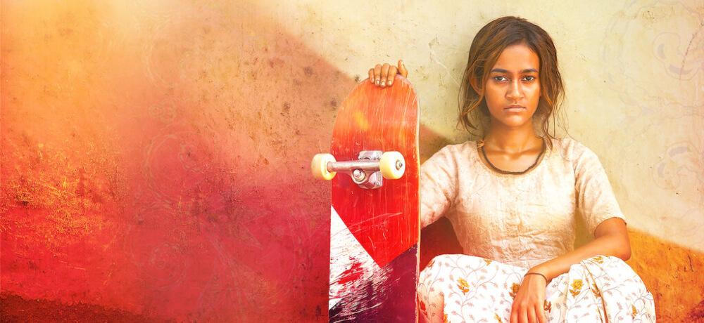 Skater Girl Rachel Saanchita Gupta Amy Maghera Shafin Patel Netflix Creative