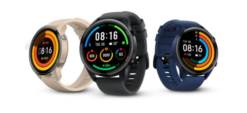 Launch Mi Watch Revolve Active Creative