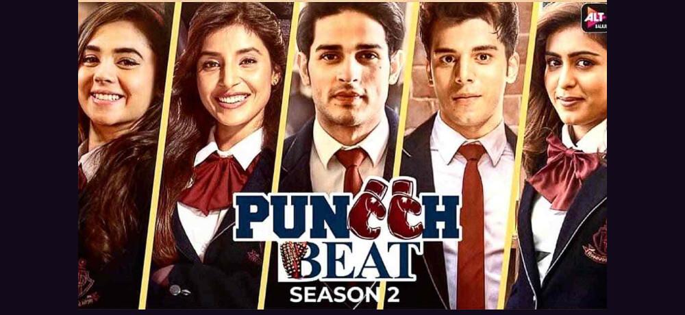 Puncch Beat Harshita Gaur Priyank Sharma ALT Balaji Creative