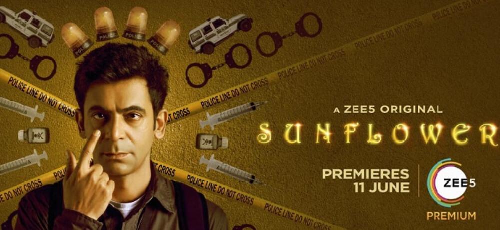Sunflower Sunil Grover Ranvir Shorey Zee5 Creative