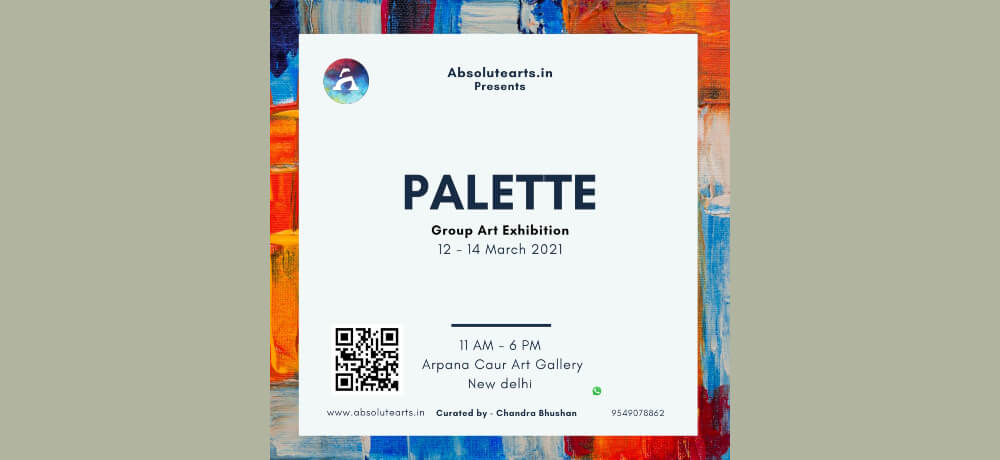 Palette Group Art Show Academy Fine Arts Literature Sirifort Institutional Area Creative