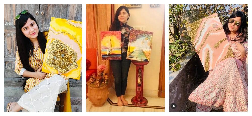 Manal Aquil artworks