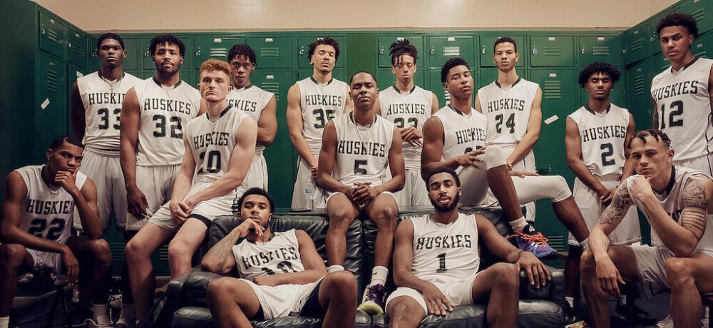 Last Chance U Basketball Documentary Series Netflix Creative