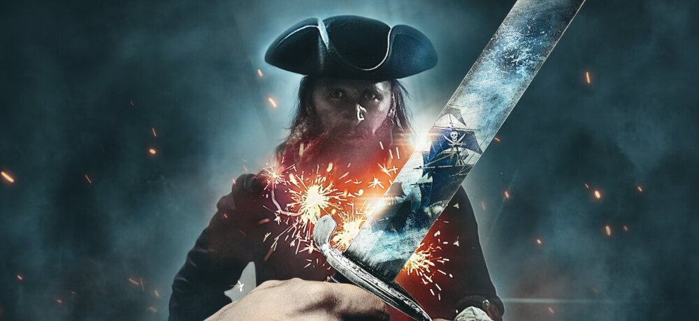 Lost Pirate Kingdom Documentary Series Netflix Creative