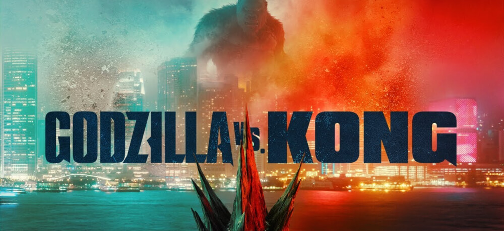 Godzilla Kong Alexander Skarsgard Millie Bobby Brown Rebecca Hall BookMyShow Creative