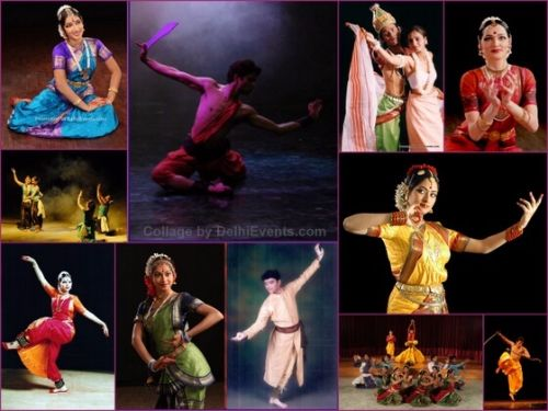 dance delhi collage