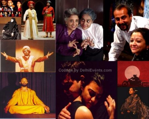theatre delhi collage