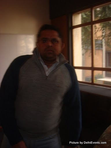 Punit Sharma Triveni Kala Sangam